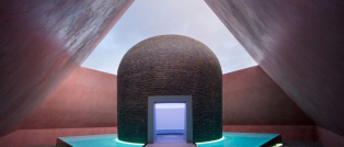 Turrell - Within Without 2010 National Gallery Australia Canberra Australia